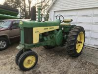 1959 JD 730, diesel, PS, NF, electric start, 1 hyd, pto, S/N 7318718
