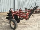 "IH  #70 Plow, 3x16"", pull type"