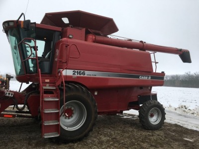 1997 Case-IH 2166 Axial Flow Combine