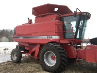 1997 Case-IH 2166 Axial Flow Combine - 2