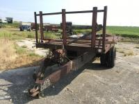 heavy duty 2 wheel trailer