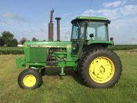 1982 JD 4440, 7297 hrs, QR, dual hyd, 540/1000 pto, ft. & rear wts, quick hitch,  one owner, S/N60568""